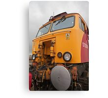"Virgin Trains Class 57/3 57308 ""Tin Tin"" Canvas Print"
