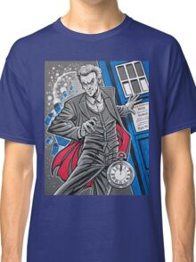 "The Twelfth Doctor (""All Thirteen!"") Classic T-Shirt"