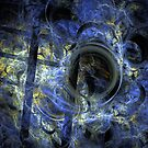 Into the Blue Abyss by Ann Garrett