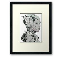 Robotic Framed Print