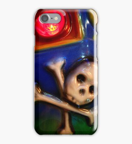 Luna park pirate iphone -ipod case iPhone Case/Skin