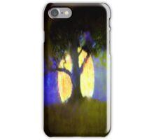 A Nocturnal Pursuance  iPhone Case/Skin