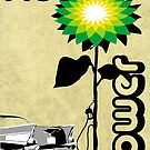 BP Flower Power by Andy Scullion