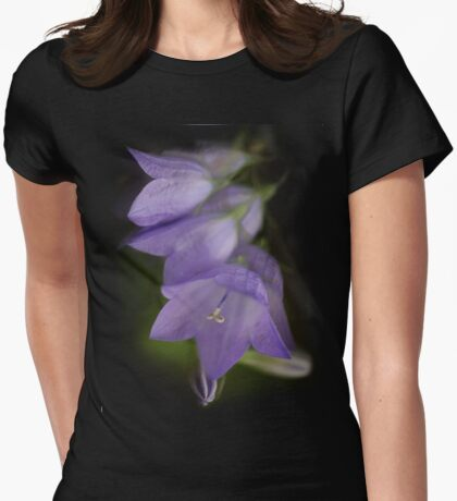 Hope Inspired ~ Harebell Womens Fitted T-Shirt