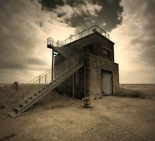 Bomb Ballistics Building by Nigel Bangert