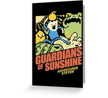 Guardians of Sunshine Greeting Card