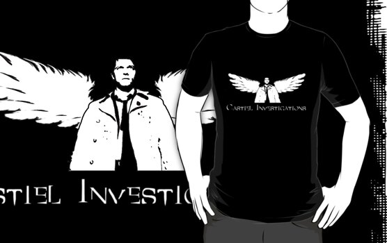 Castiel Investigations by atlasspecter