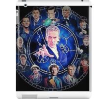 Doctor who (all 13 doctors) iPad Case/Skin