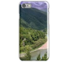 Looking for Frodo in the Otaki Gorge. iPhone Case/Skin