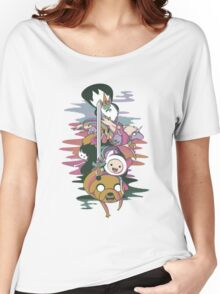 Adventure Time Women's Relaxed Fit T-Shirt