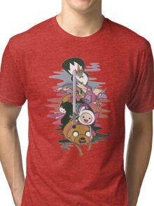 Adventure Time Tri-blend T-Shirt