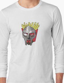 MF DOOM Shirt - FRYDOOM Long Sleeve T-Shirt
