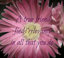 A True Friend by DebbieCHayes