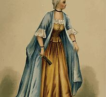 Fancy dresses described or What to wear at fancy balls by Ardern Holt 294 Watteau by wetdryvac