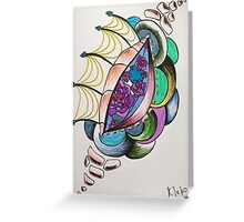 from within Greeting Card