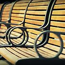 Benches by Caroline Fournier