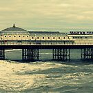 Brighton Pier by Victoria Lincoln