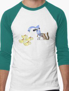 Regular Show Men's Baseball ¾ T-Shirt