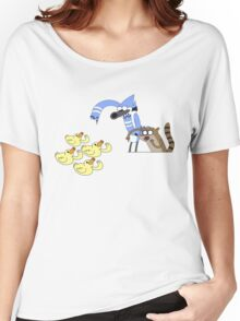 Regular Show Women's Relaxed Fit T-Shirt