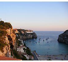 Fading Light Menorca Style Photographic Print