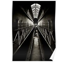 Melbourne Gaol Poster