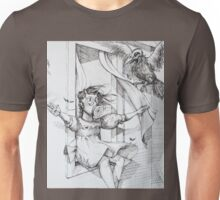 In-Flu-Enza Unisex T-Shirt