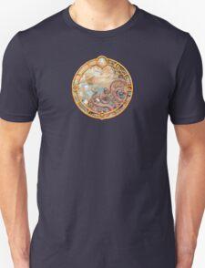 the aquatic underground zero Unisex T-Shirt