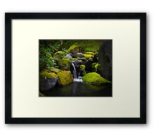 One Moment in Time Framed Print