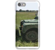 Landrover iPhone Case iPhone Case/Skin
