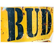 Bud  Poster