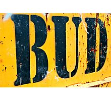 Bud  Photographic Print