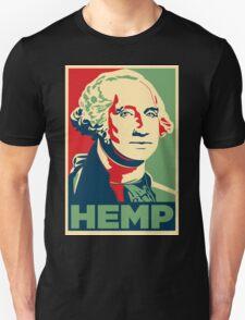 George Washington Hemp Cannabis Weed T-Shirt