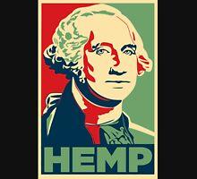 George Washington Hemp Cannabis Weed Unisex T-Shirt