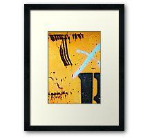 TXB Framed Print