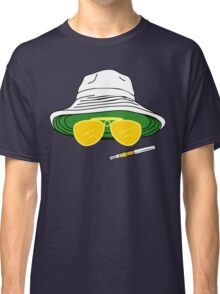 Fear and Loathing In Las Vegas Raoul Duke Classic T-Shirt