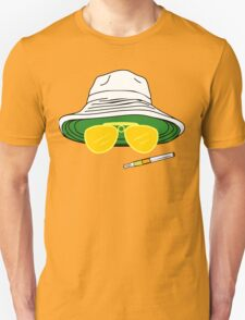 Fear and Loathing In Las Vegas Raoul Duke Unisex T-Shirt