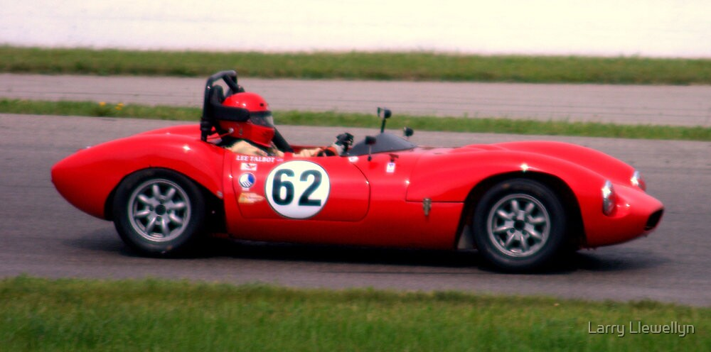 Mosport 2012.. No.3 in the series....... by Larry Llewellyn