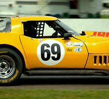 Mosport 2012.. No 7 in the series....... by Larry Llewellyn