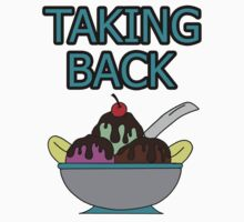 Taking Back Sunday - Ice Cream Sundae  by JoeIbraham