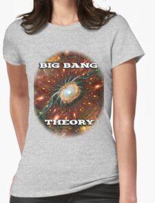 Expanding Light ~ Big Bang Theory Womens Fitted T-Shirt