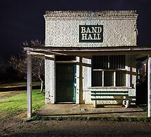 Band Hall at Grenfell by Darren Stones