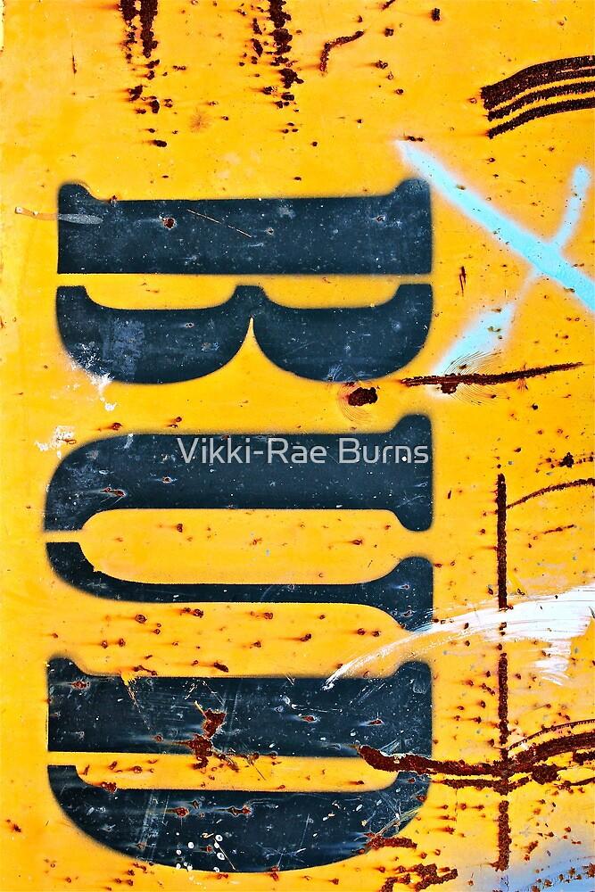 BUD - (vertical) by Vikki-Rae Burns