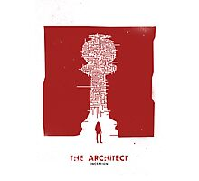 The Architect Photographic Print