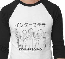 インターステラ Kidnapp Squad Men's Baseball ¾ T-Shirt