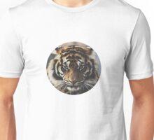 Tiger Face Unisex T-Shirt