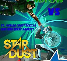 When Worlds Collide (Stardust V. Arrow I) by Oreomega95