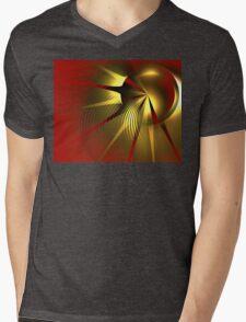Regal Mens V-Neck T-Shirt
