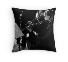 Synchronicity Throw Pillow