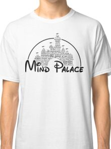 Mind Palace - (black text) Classic T-Shirt