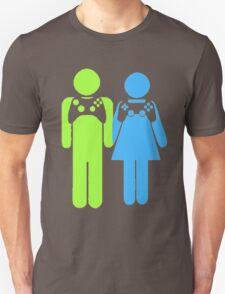 Gamer Couple T-Shirt